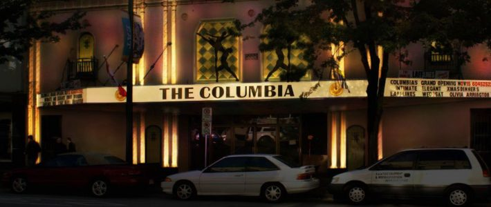 Columbia Theater – New West