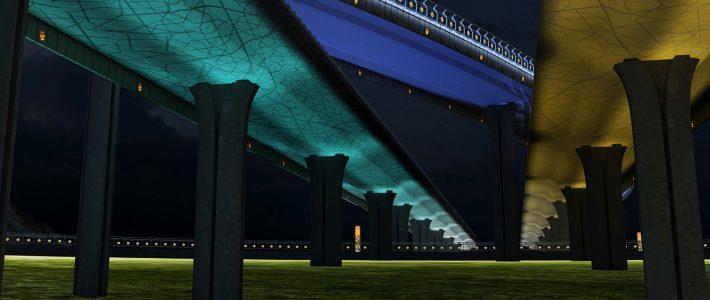 Esteghlal Bridges